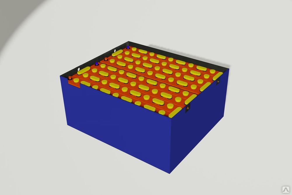 Аккумуляторы для погрузчиков 40x3pzs210