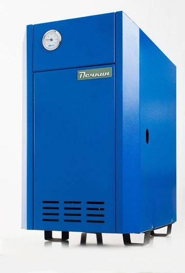 Напольный газовый котел на 100 кв.м. отопления по оптовой цене -5%!