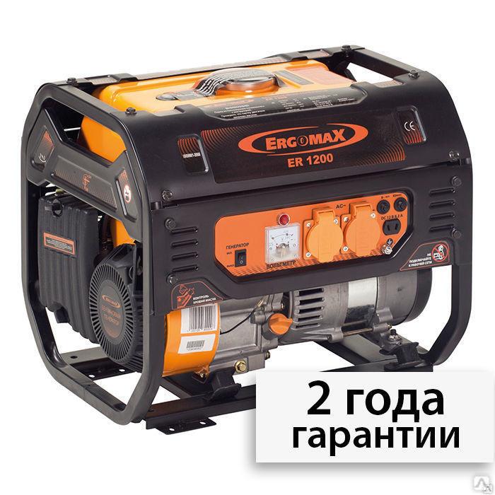 Бензиновый генератор er 1200 настройка стабилизатора сетевого напряжения